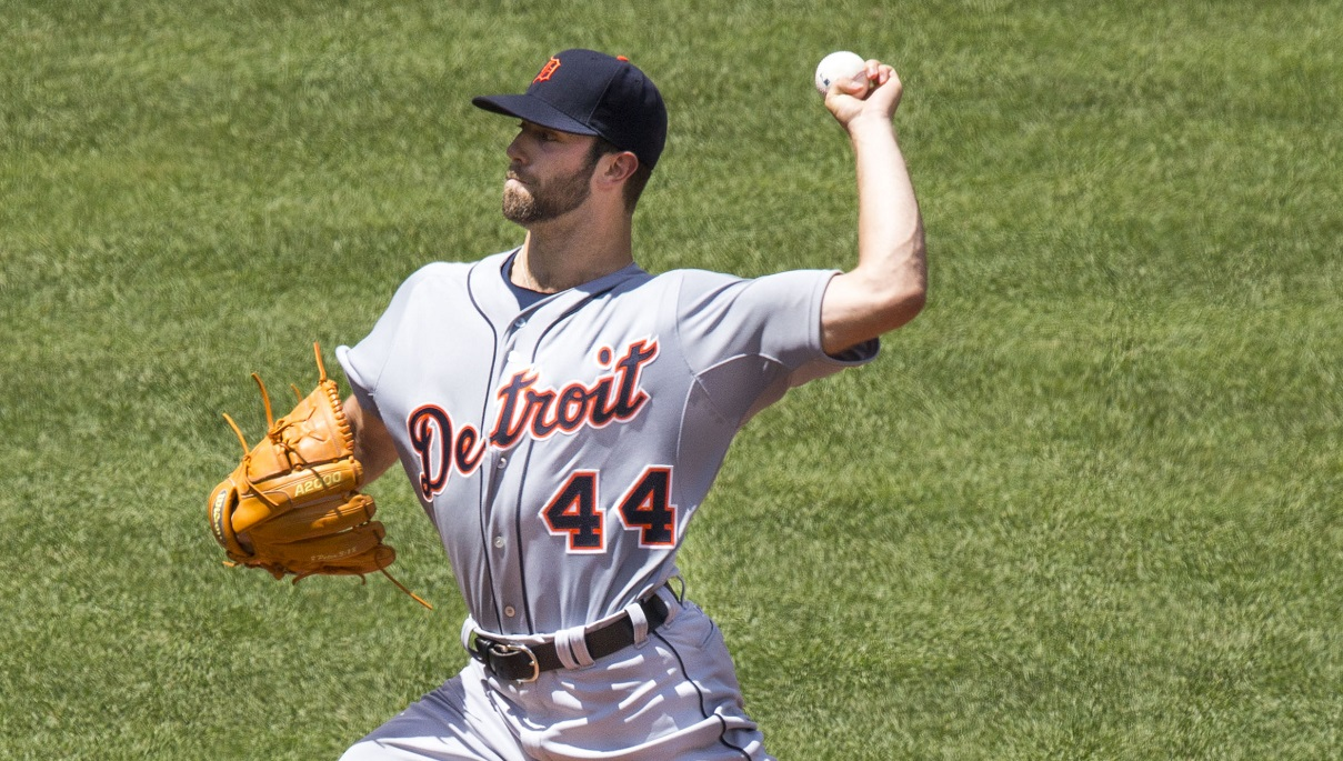 Why Detroit Tigers Pitcher Daniel Norris' Sister Wears a Gas Mask
