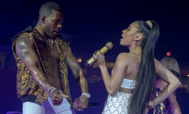 "EMPIRE: L-R: Mario and Katlynn Simone in the ""What Is Love"" season premiere episode of EMPIRE airing Tuesday, Sept. 24 (9:00-10:00 PM ET/PT) on FOX. ©2019 Fox Media LLC. CR: Chuck Hodes/FOX."