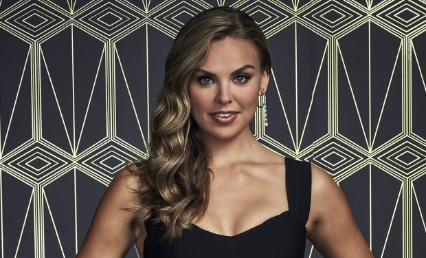 """DANCING WITH THE STARS - With a lineup of celebrities including a supermodel, a former White House press secretary, a Bachelorette, pro-athletes from the NFL and NBA, a Supreme and a TV icon to name a few, """"Dancing with the Stars"""" is waltzing its way into its highly anticipated upcoming 2019 season. The new celebrity cast is adding some glitzy bling to their wardrobe, breaking in their dancing shoes and readying themselves for their first dance on the ballroom floor, as the show kicks off MONDAY, SEPT. 16 (8:00-10:00 p.m. EDT), on ABC. (ABC/Justin Stephens) HANNAH BROWN"""