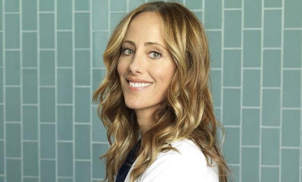 "GREY'S ANATOMY - ABC's ""Grey's Anatomy"" stars Kim Raver as Teddy Altman. (ABC/Bob D'Amico)"