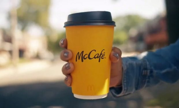 McDonalds McCafe TV commercial