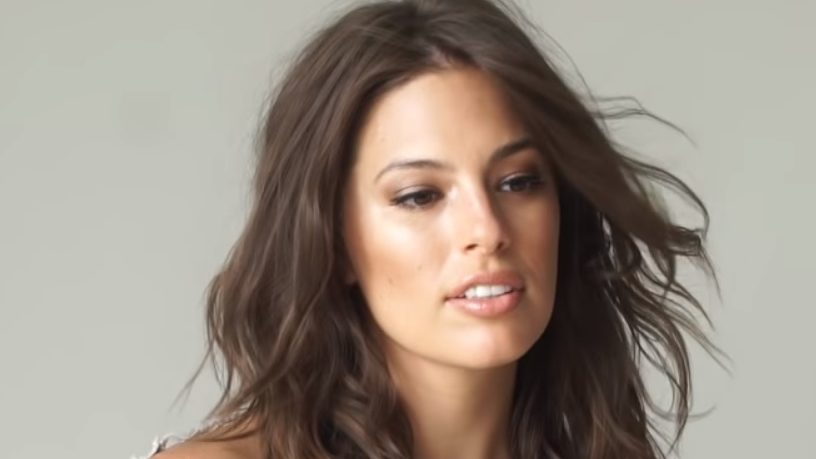 """Ashley Graham's Funky Bikini Video, Fans Go Nuts, """"Whole Other Level"""""""