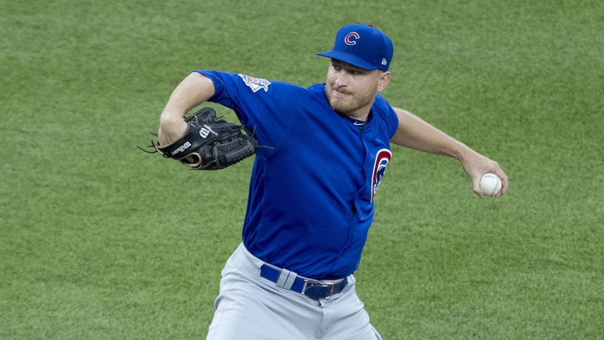 Royals Pitcher Mike Montgomery's On-Camera Wife Flaunts Bikinis in Miami