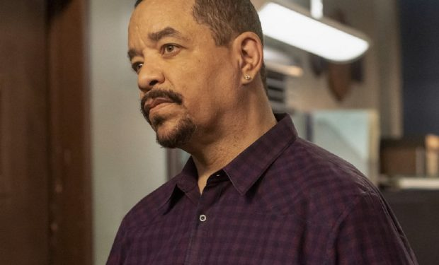 """LAW & ORDER: SPECIAL VICTIMS UNIT -- """"The Darkest Journey Home"""" Episode 21002 -- Pictured: Ice T as Detective Odafin """"Fin"""" Tutuola -- (Photo by: Barbara Nitke/NBC)"""
