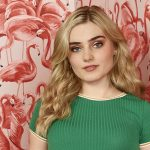"AMERICAN HOUSEWIFE - ABC's ""American Housewife"" stars Meg Donnelly as Taylor Otto. (ABC/Brian Bowen Smith)"