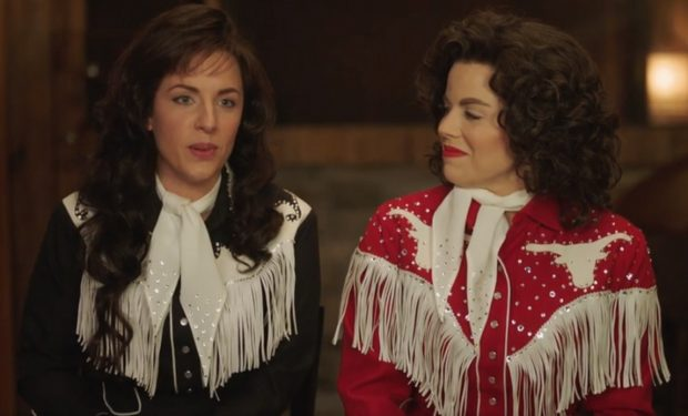 Patsy Cline and Loretta Lynn's daughters thrilled with new film