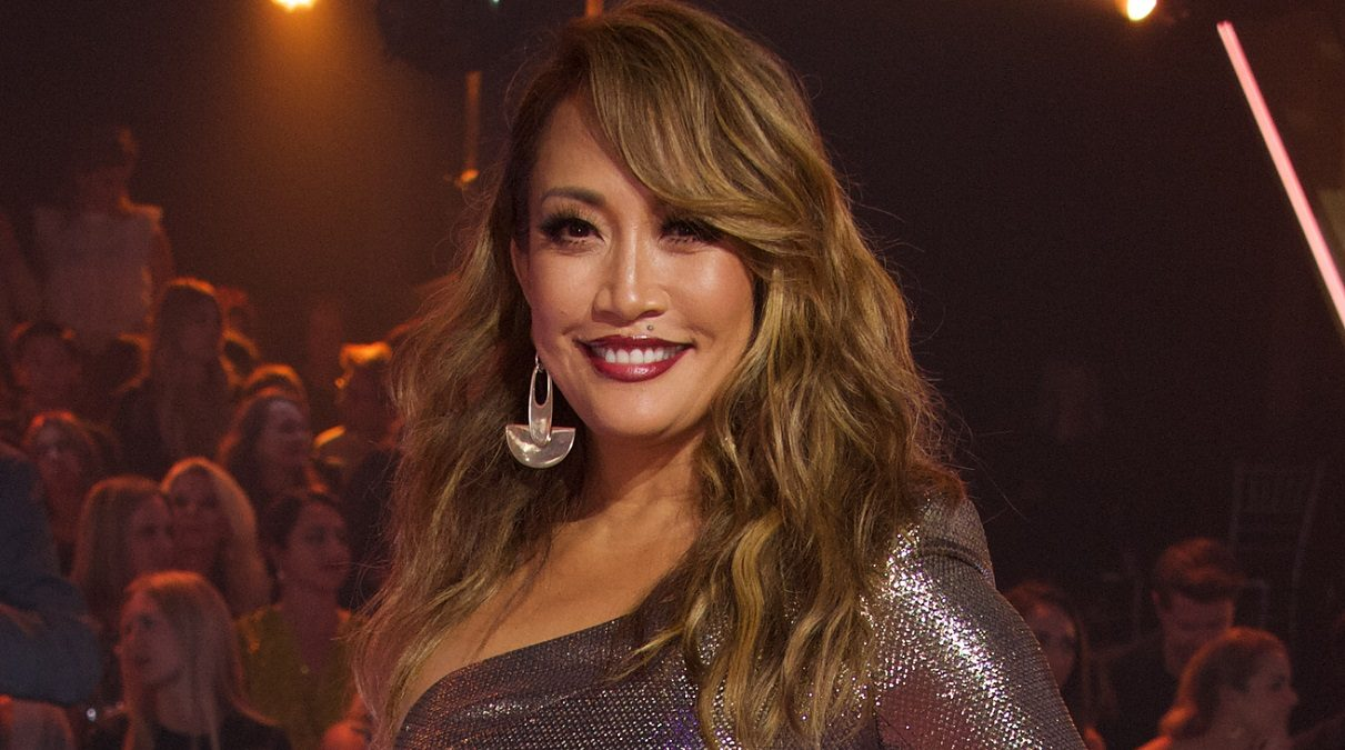 Carrie Ann Inaba Thanks Madonna For Topless Makeout Moments-6904