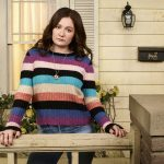 "THE CONNERS - ABC's ""The Conners"" stars Emma Kenney as Harris Conner-Healy. (ABC/Andrew Eccles)"