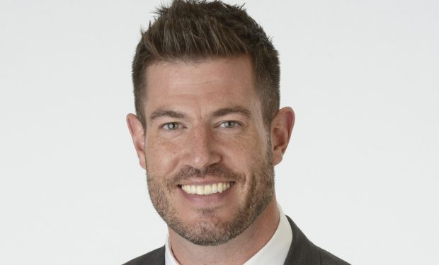 "THE WONDERFUL WORLD OF DISNEY - Jesse Palmer, Co-Host of ABC's ""The Wonderful World of Disney: Magical Holiday Celebration"" & ""Disney Parks Magical Christmas Celebration."" (ABC/Ida Mae Astute)"