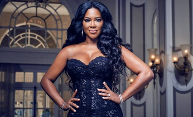 THE REAL HOUSEWIVES OF ATLANTA -- Season:12 -- Pictured: Kenya Moore -- (Photo by: Tommy Garcia/Bravo)