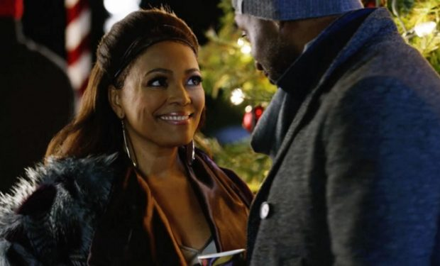 Kim Fields in You Light Up My Christmas, Lifetime