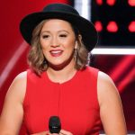THE VOICE -- Blind Auditions -- Pictured: Lauren Hall -- (Photo by: Justin Lubin/NBC)