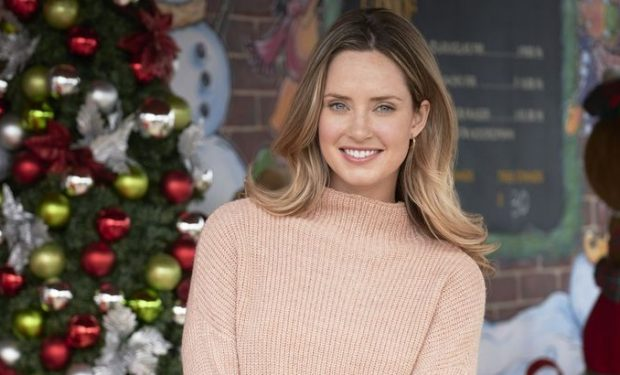 Merritt Patterson, Picture a Perfect Christmas, Hallmark Channel/Crown Media