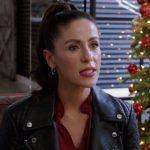 Soleil Moon Frye in Staging Christmas, Lifetime/Hybrid