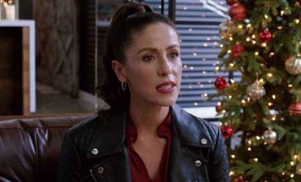 Soleil Moon Frye in Staging Christmas, Lifetime/Hybrid