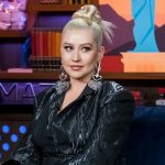 WATCH WHAT HAPPENS LIVE WITH ANDY COHEN -- Episode 16020 -- Pictured: Christina Aguilera -- (Photo by: Charles Sykes/Bravo)