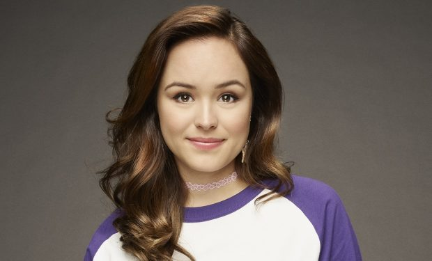 "THE GOLDBERGS - ABC's ""The Goldbergs"" stars Hayley Orrantia as Erica Goldberg. (ABC/Andrew Eccles)"
