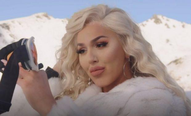 La Demi on Ex on the Beach MTV
