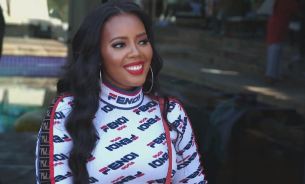 Angela Simmons, GUHH, WE