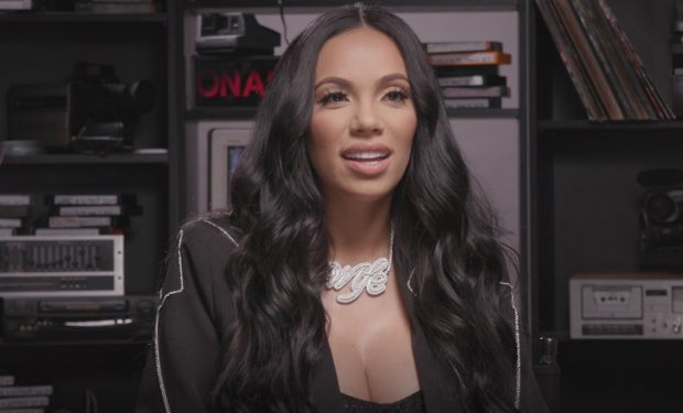 Erica Mena, Love & Hip Hop Season 10, VH1 screengrab