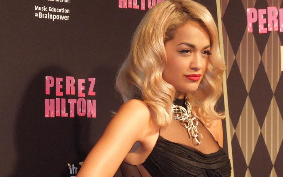 "Rita Ora Is Wearing The Smallest Hottest Bikini In The World, ""On Fire Girl"""