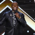 "AMERICA'S GOT TALENT: THE CHAMPIONS -- ""The Champions One"" Episode 202 -- Pictured: Terry Crews -- (Photo by: Trae Patton/NBC)"