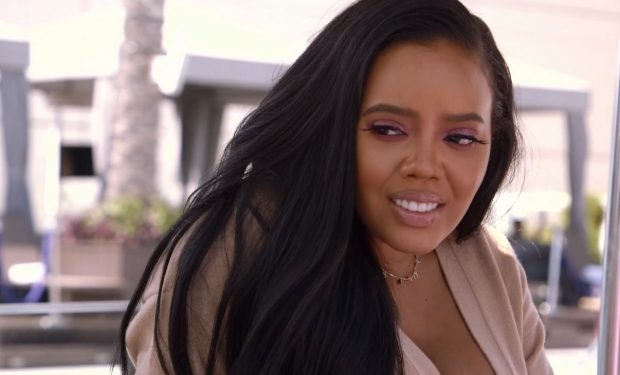 Angela Simmons Growing Up Hip Hop WE