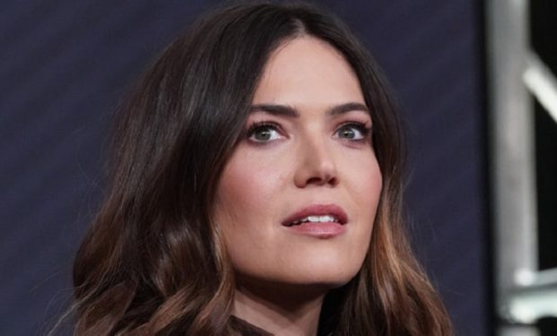 "NBCUNIVERSAL EVENTS -- NBCUniversal Press Tour, January 11, 2020 -- NBC's ""This Is Us"" Session -- Pictured: Mandy Moore -- (Photo by: Evans Vestal Ward/NBCUniversal)"