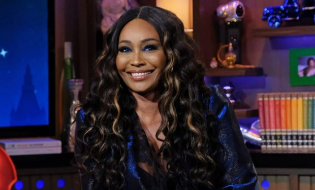 WATCH WHAT HAPPENS LIVE WITH ANDY COHEN -- Episode 16181 -- Pictured: Cynthia Bailey -- (Photo by: Charles Sykes/Bravo)