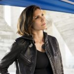 """Fortune Favors the Brave"" - Pictured: Daniela Ruah (Special Agent Kensi Blye). While Sam investigates the murder of an Iranian exile working to overthrow the current regime, he must also try to save Agent Roundtree (Caleb Castille), a new agent who's having an unexpectedly adventurous first day on the job, when he accidently triggers a bomb. Also, Nell makes a decision about her future with NCIS, on NCIS: LOS ANGELES, Sunday, March 29 (9:00-10:00 PM, ET/PT) on the CBS Television Network. Photo: Monty Brinton/CBS ©2020 CBS Broadcasting, Inc. All Rights Reserved."