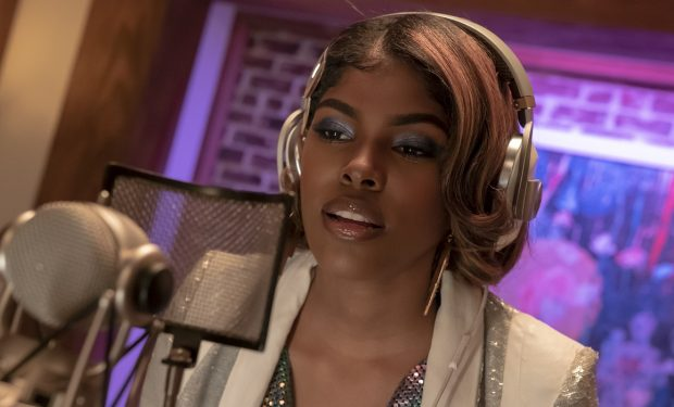 "EMPIRE: Guest star Diamond White in the ""Got on My Knees to Pray"" episode of EMPIRE airing Tuesday, Oct. 1 (9:00-10:00 PM ET/PT) on FOX. ©2019 Fox Media LLC. CR: Chuck Hodes/FOX."