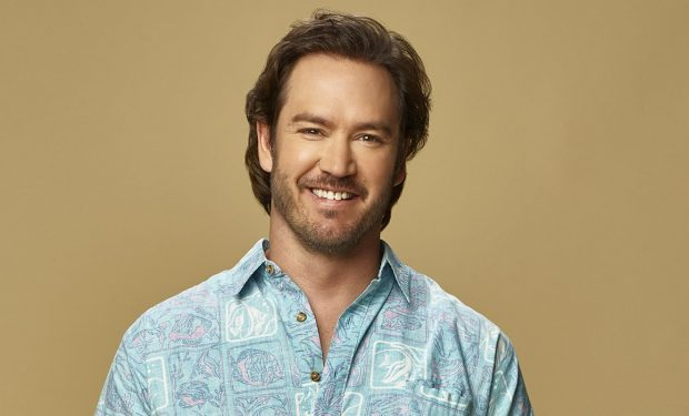 "MIXED-ISH - ABC's ""mixed-ish"" stars Mark-Paul Gosselaar as Paul Johnson. (ABC/Brian Bowen Smith)"
