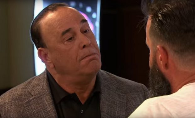 Taffer on Bar Rescue Paramount