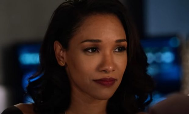 Candice Patton, The Flash, CW
