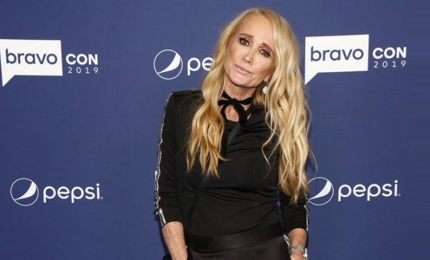 "BRAVOCON -- ""BravoCon Press Room in New York City on Friday, November 15, 2019"" -- Pictured: Kim Richards -- (Photo by: Astrid Stawiarz/Bravo)"