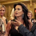 Kyle Richards at Fashion Show Season 10