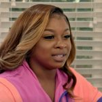 REginae Carter on TI and Tiny