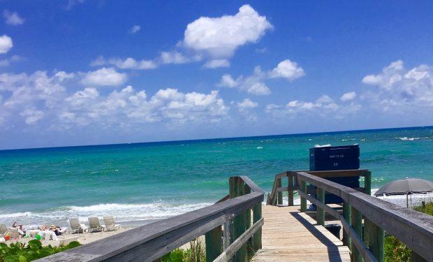 Boca Raton Beach Florida