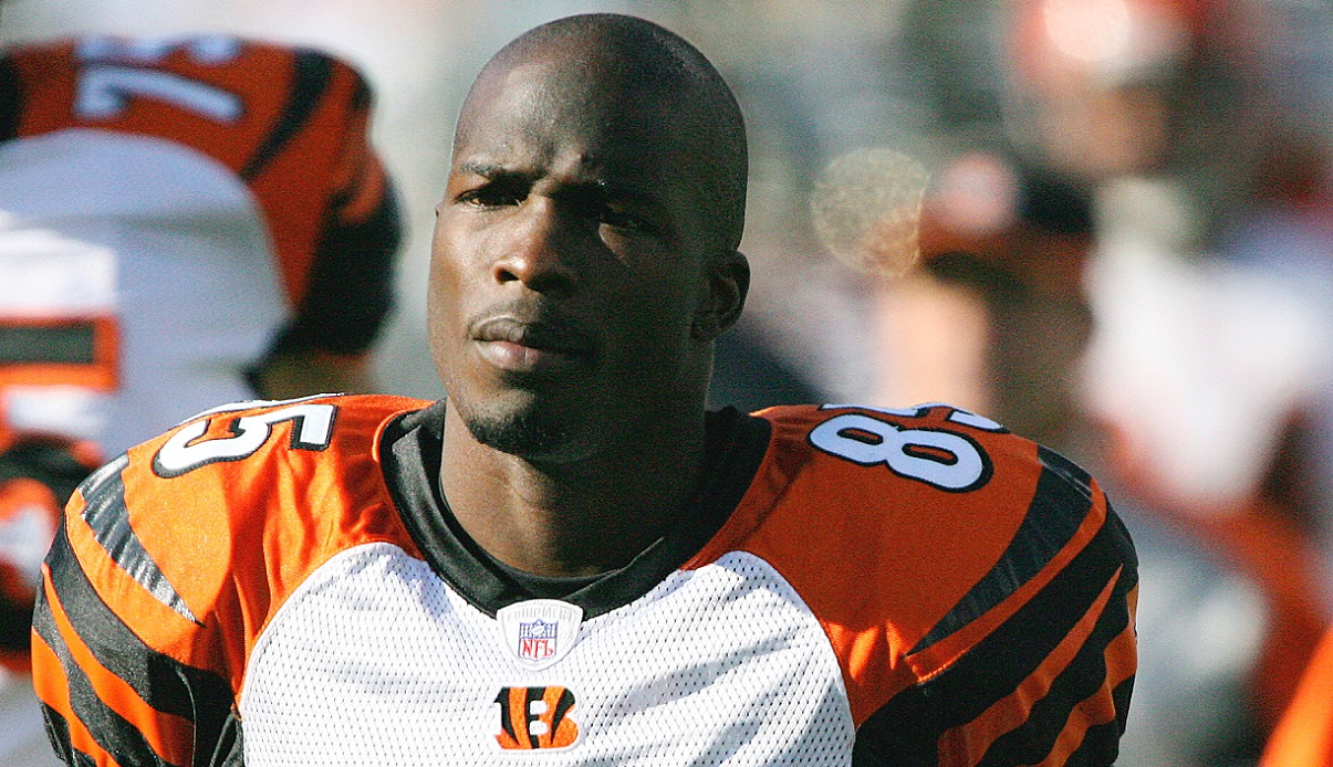 """NFL Star Chad Johnson's Daughter Flaunts Outrageous String Bikinis, """"Poppin"""""""