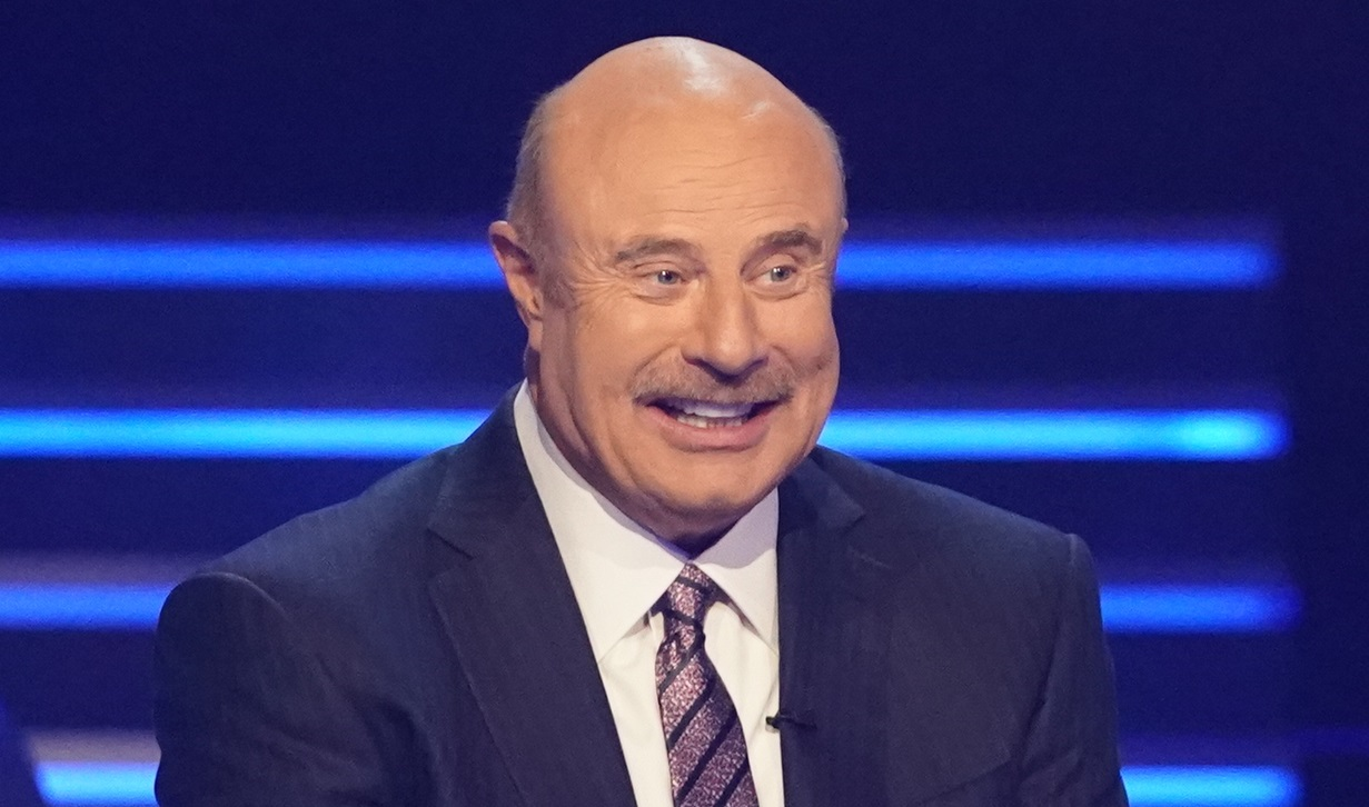 Dr. Phil's Hot Triplet Daughter-in-Law Flaunts String Bikinis