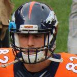 Jeff Heuerman Broncos