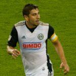 US Soccer star Alejandro Bedoya