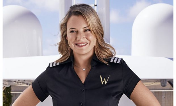 Hannah Ferrier Below Deck Med