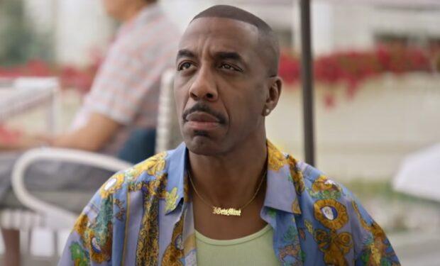 JB Smoove on Curb Your Enthusiasm HBO Screengrab