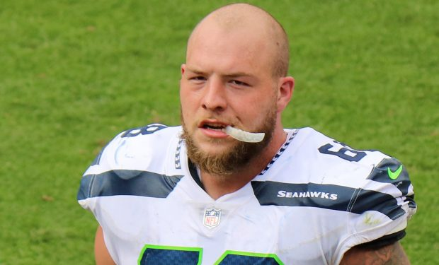 Justin Britt Seattle Seahawks