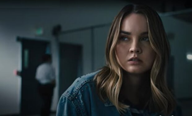 Liana Liberato in Light as a Feather on Hulu