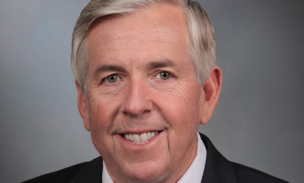 Missouri Gov Mike Parson