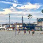Mission Beach San Diego Beach Volleyball