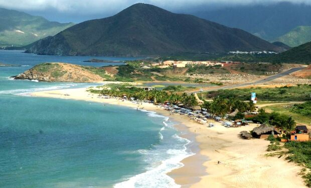 Spiaggia del Venezuela