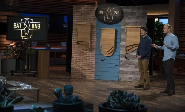 batBNB on Shark Tank